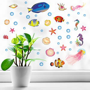 Aufkleber Fische
