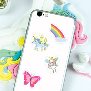 Fantasy phone Stickers