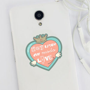 Love phone Sticker