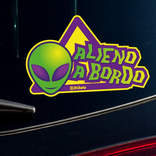 Alieno a bordo