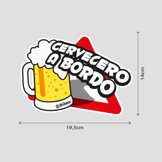 Cervecero a bordo