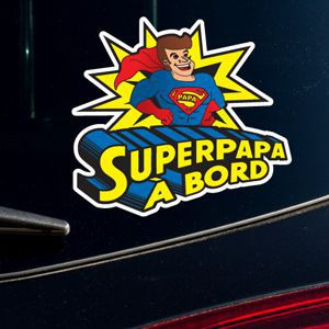 Super Papa à bord