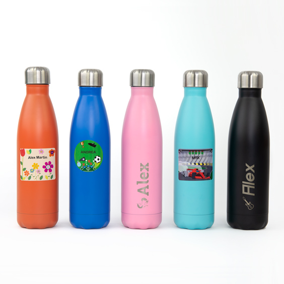 Personalized Insulated Bottle