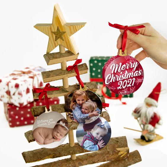 Stwórz własną ozdobę Świąteczną