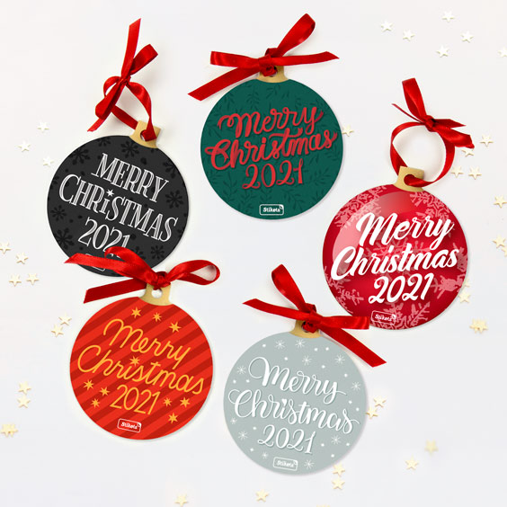 Design your own Personalized Christmas Ornament