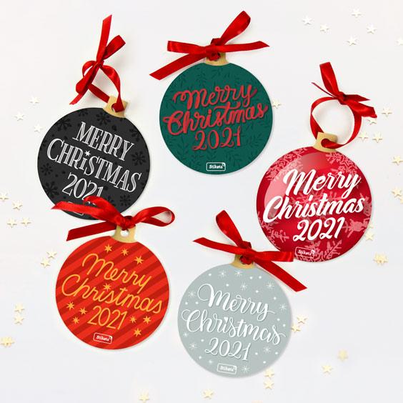 Bolas de Navidad personalizadas con tu diseño