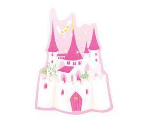 Sticker Trois princesses et un château