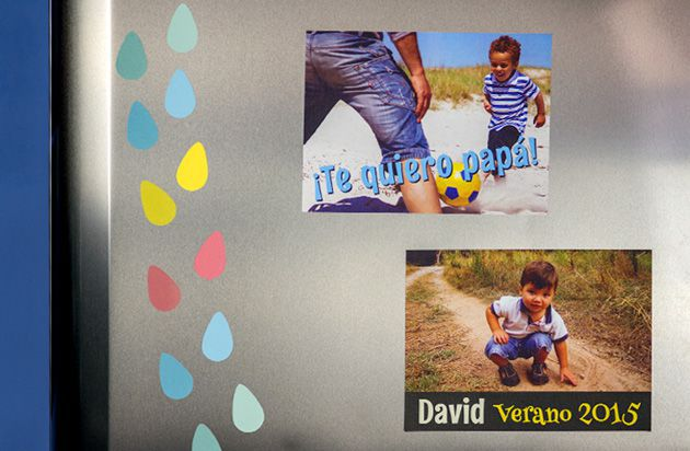Photo Sticker 19 x 14 cm