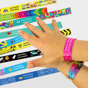 Kids ID Bracelets