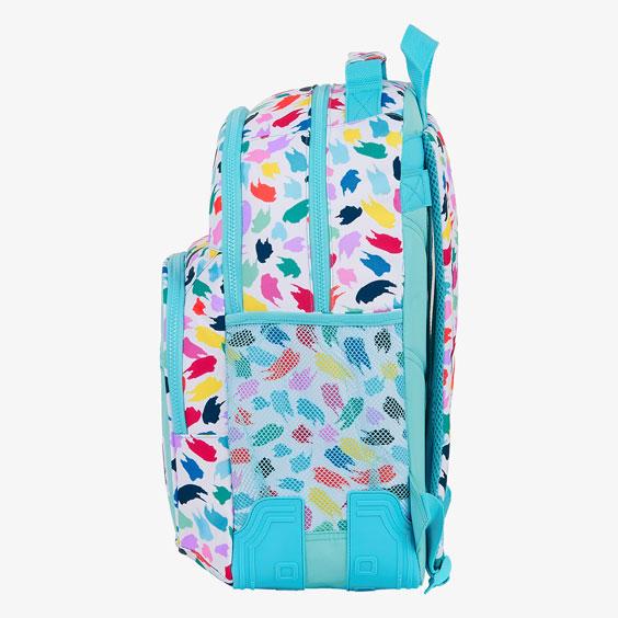 Safta Benetton Brush Strokes Backpack