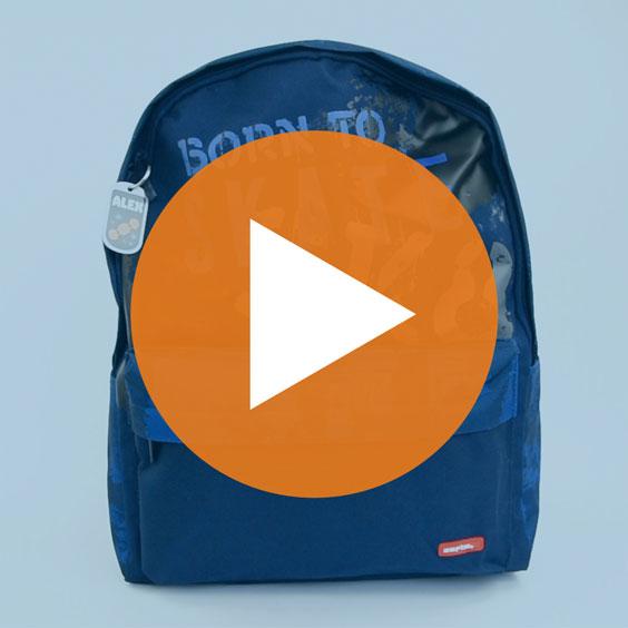 Safta Born To Skate Backpack
