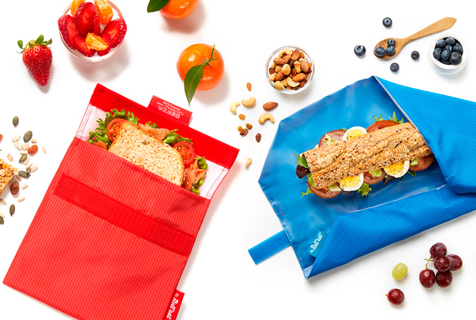Sandwich Wrap Bags and Snack Bags