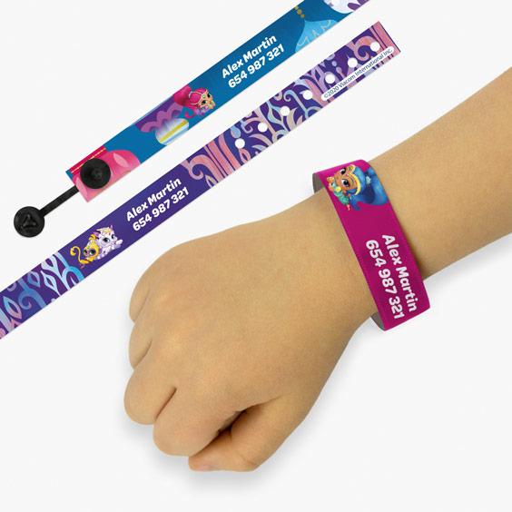 Shimmer & Shine ID Bracelets