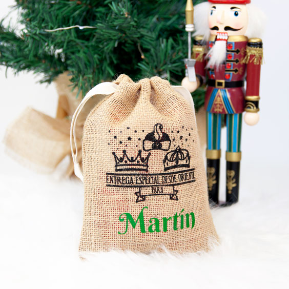 Small Personalized Magic Kings Gift Bag