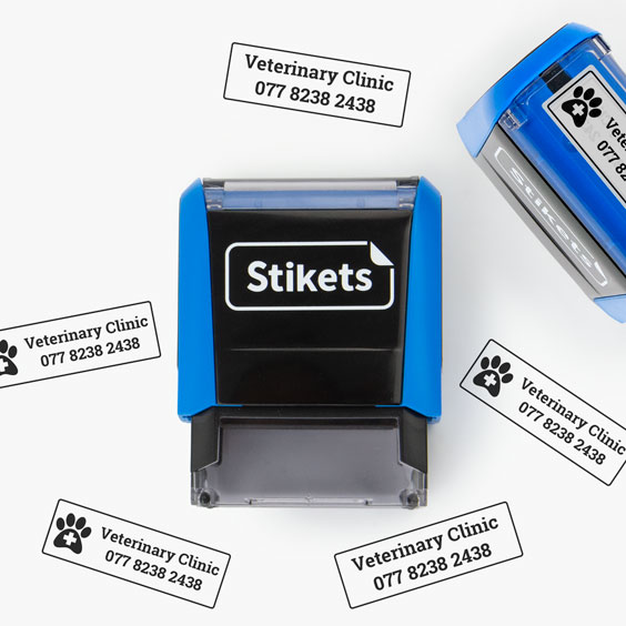 Small Self-Inking Stamps for Companies