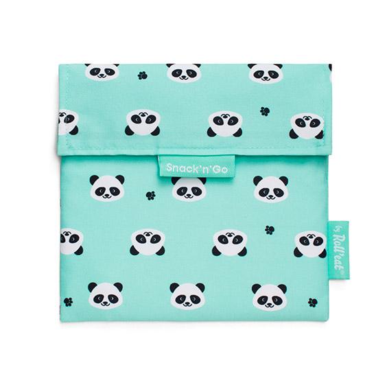 Panda Reusable Snack Bags