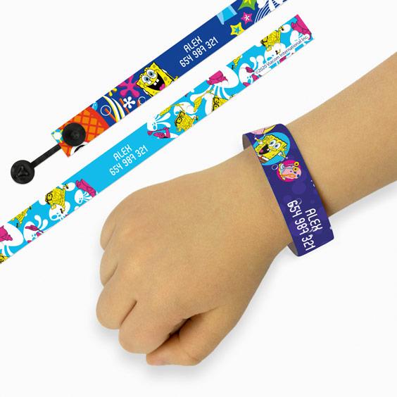 Dora the Explorer ID Bracelets