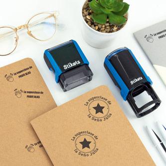 Segells personalitzats per a professors