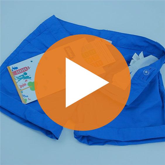 Самоклеющиеся этикетки для одежды