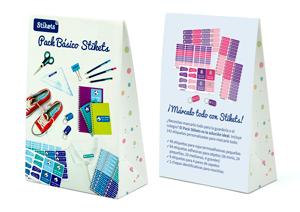 Blue Stikets Gift Box