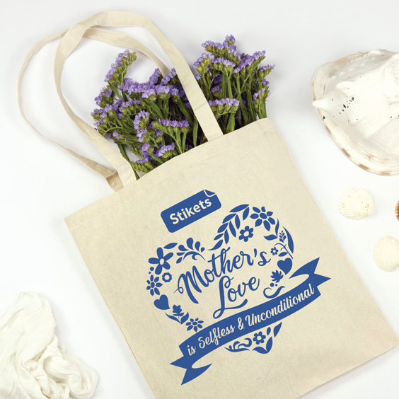 Tote Bag Mother's Love