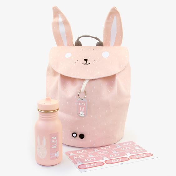 Sac à dos Trixie enfant Mrs. Rabbit