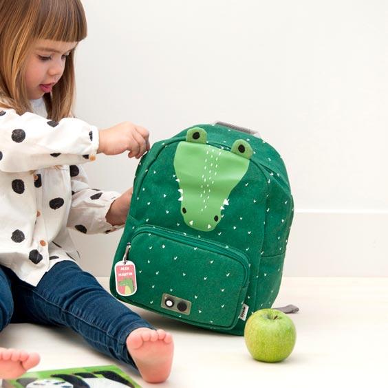 Mr. Crocodile Trixie Backpack