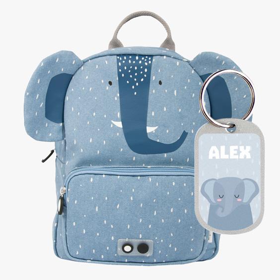 Mrs. Elephant Trixie Backpack