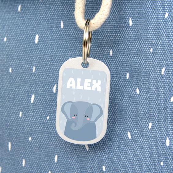 Mini zaino Mrs. Elephant Trixie
