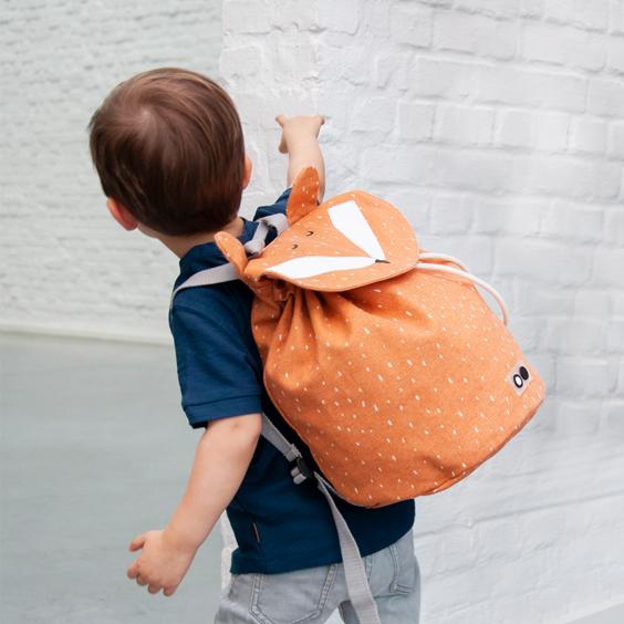 Mini mochila Mr. Fox Trixie