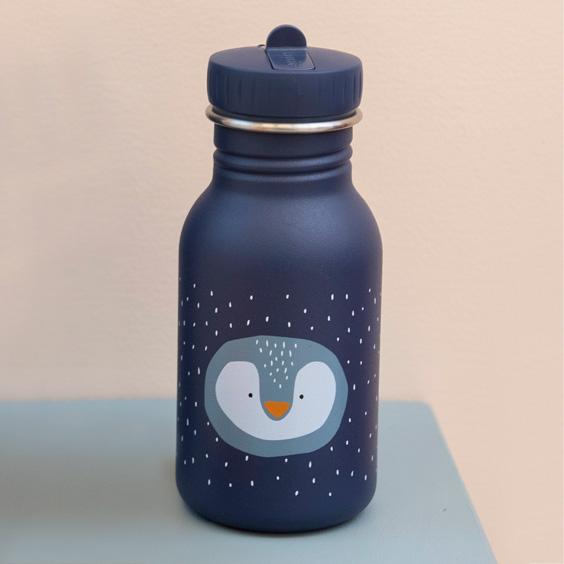 Mr. Penguin Customisable Bottle for Kids by Trixie
