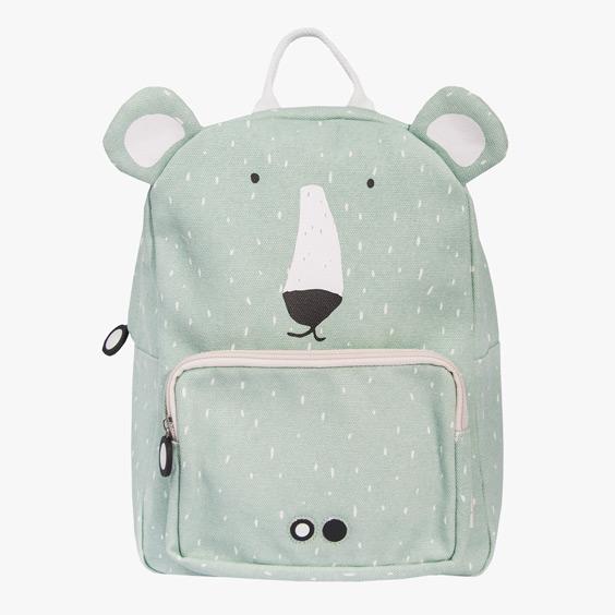 Sac à dos Trixie maternelle Mr. Polar Bear